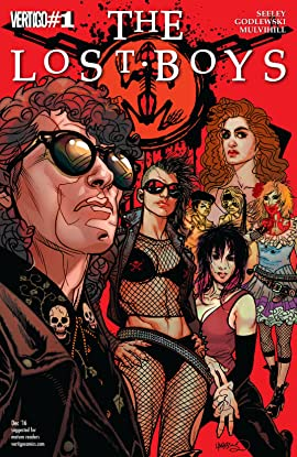 The Lost Boys (2016-2017) #1