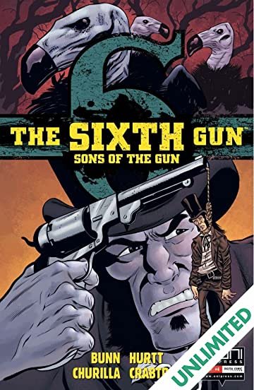 The Sixth Gun: Sons of the Gun #4 (of 5)