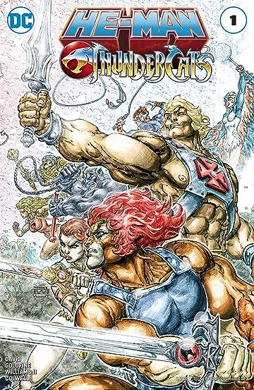 He-Man/Thundercats (2016-2017) #1
