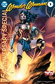 Wonder Woman 75th Anniversary Special (2016) #1