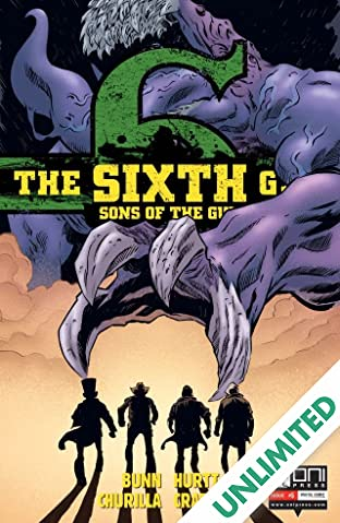 The Sixth Gun: Sons of the Gun #5 (of 5)