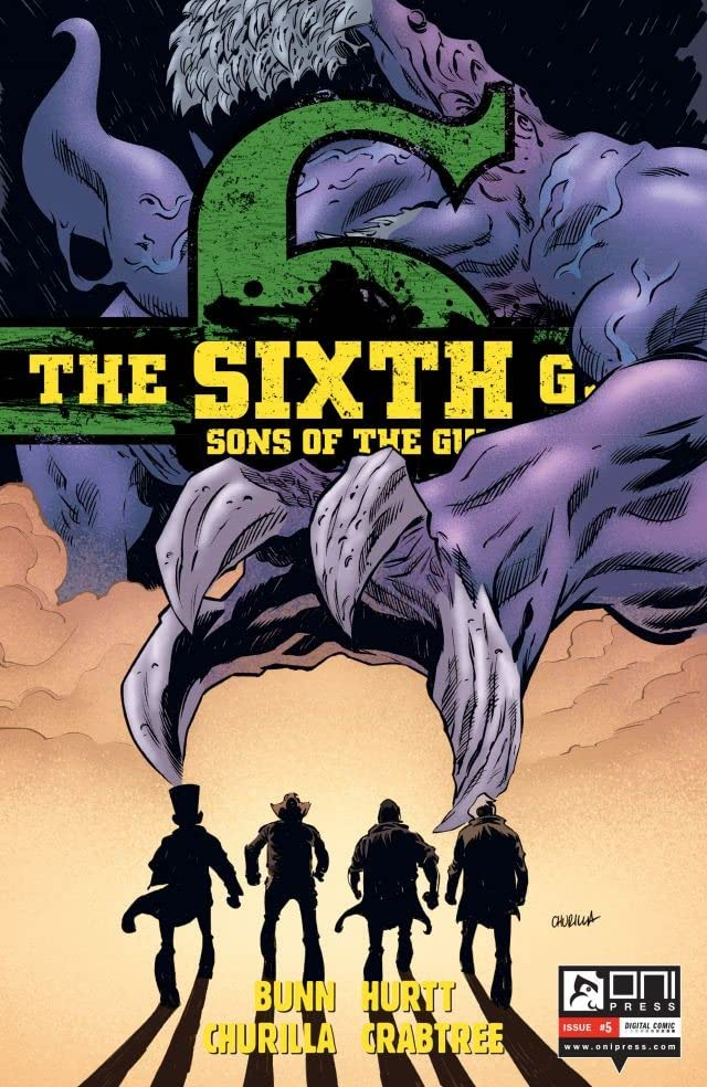 The Sixth Gun: Sons of the Gun #5