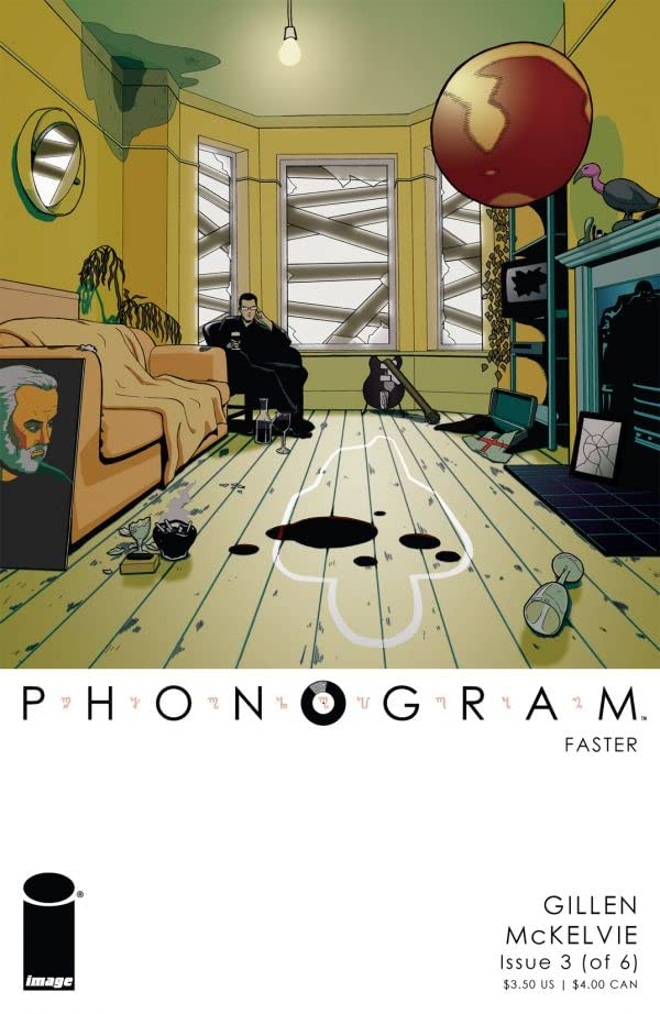 Phonogram #3 (of 6)