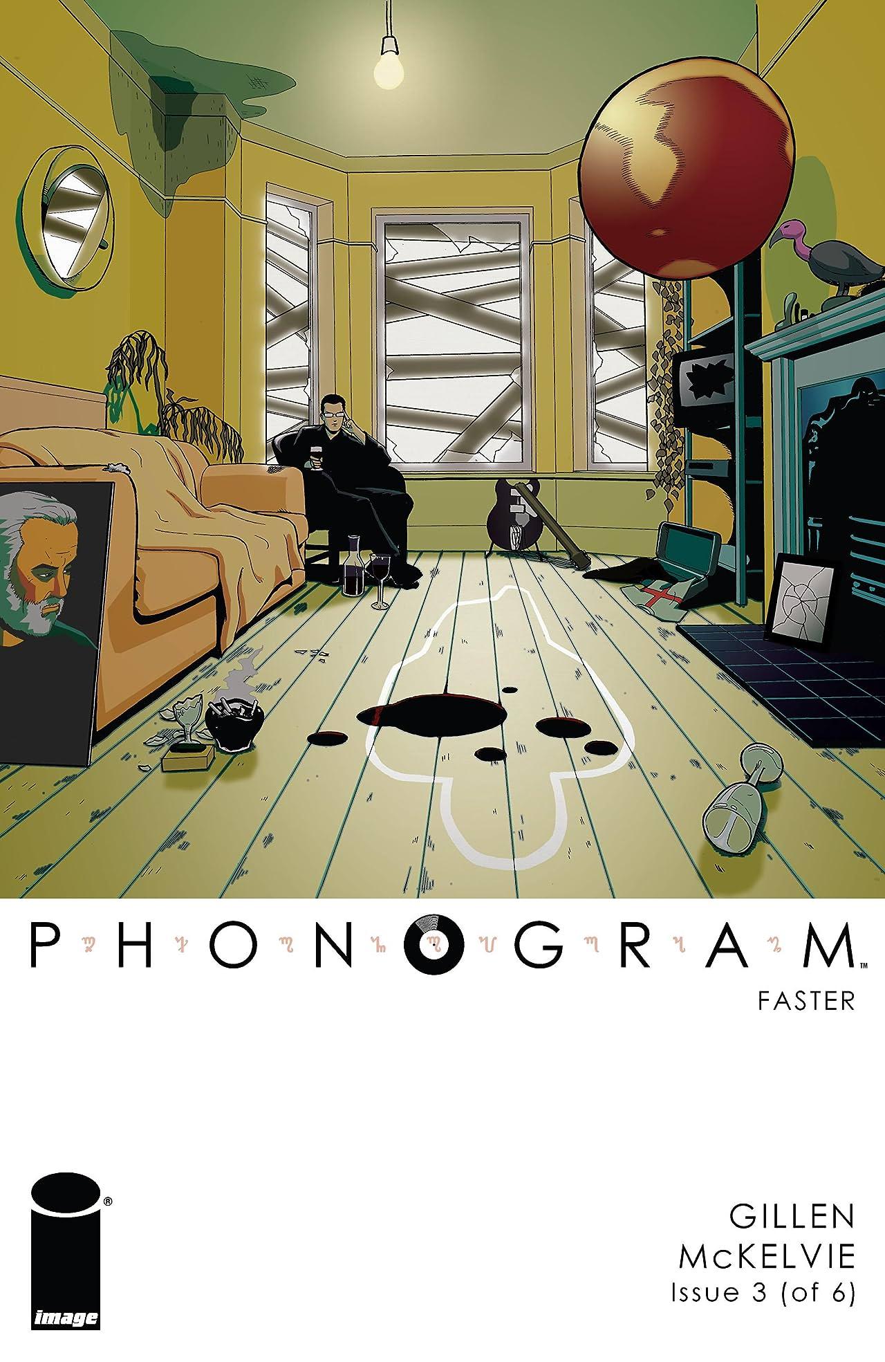 Phonogram #3 (of 6)