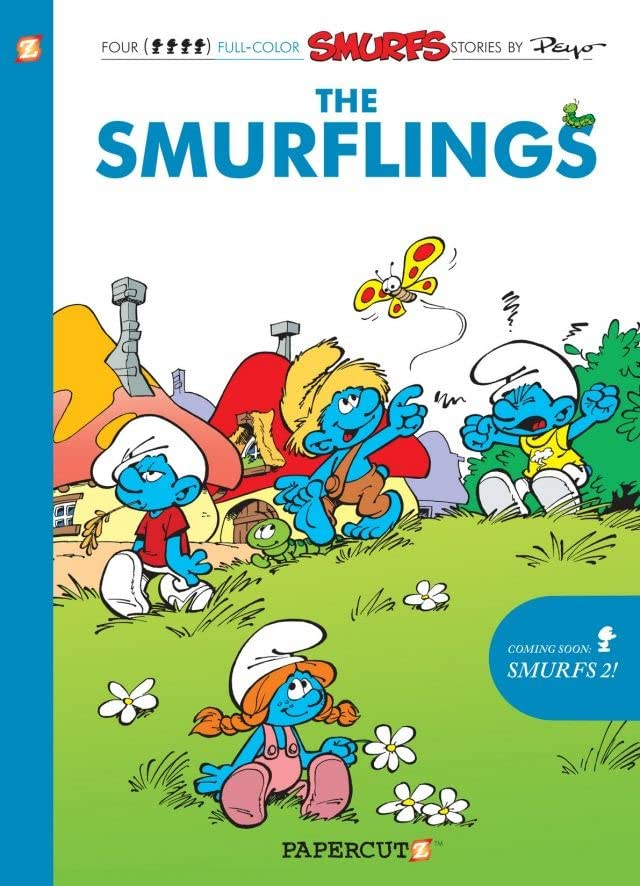 The Smurfs Vol. 15: The Smurflings Preview