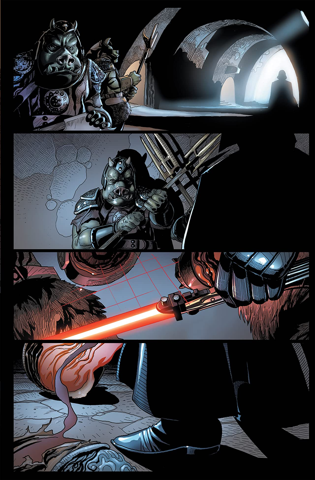Star Wars Darth Vader Vol. 1: Vader