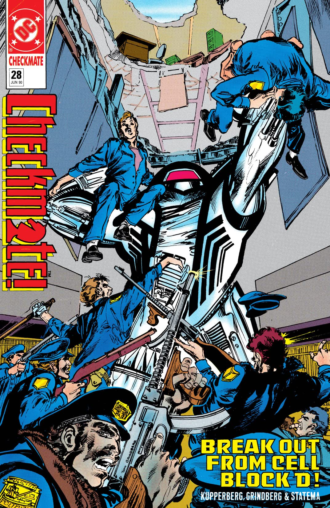 Checkmate (1988-1991) #28