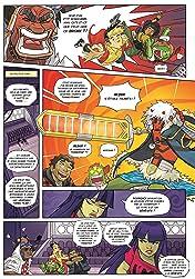 Turboten Tome 2: Le tournoi des masques