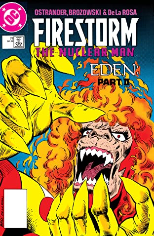 Firestorm: The Nuclear Man (1982-1990) #78