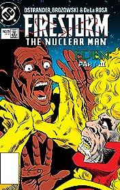 Firestorm: The Nuclear Man (1982-1990) #79