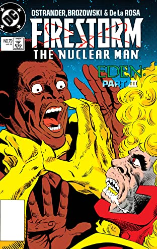 Firestorm: The Nuclear Man (1982-1990) #79