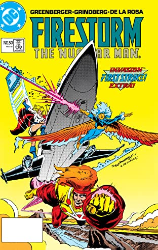 Firestorm: The Nuclear Man (1982-1990) #80