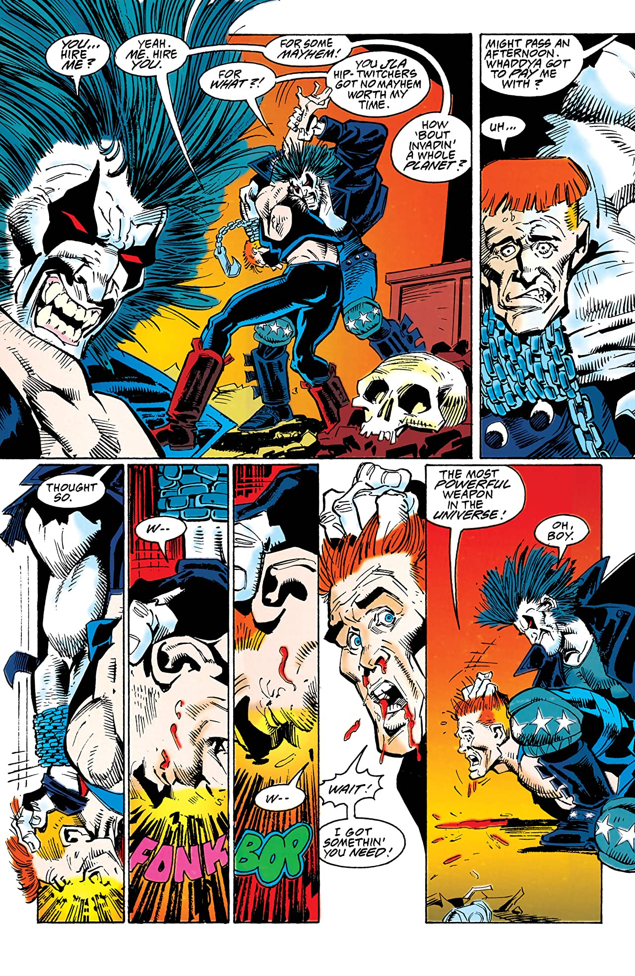 Guy Gardner: Reborn (1992) #2