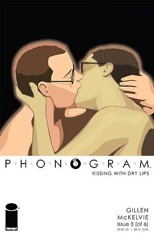 Phonogram #5 (of 6)