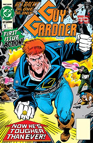 Guy Gardner: Warrior (1992-1996) #1