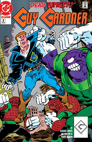 Guy Gardner: Warrior (1992-1996) #2