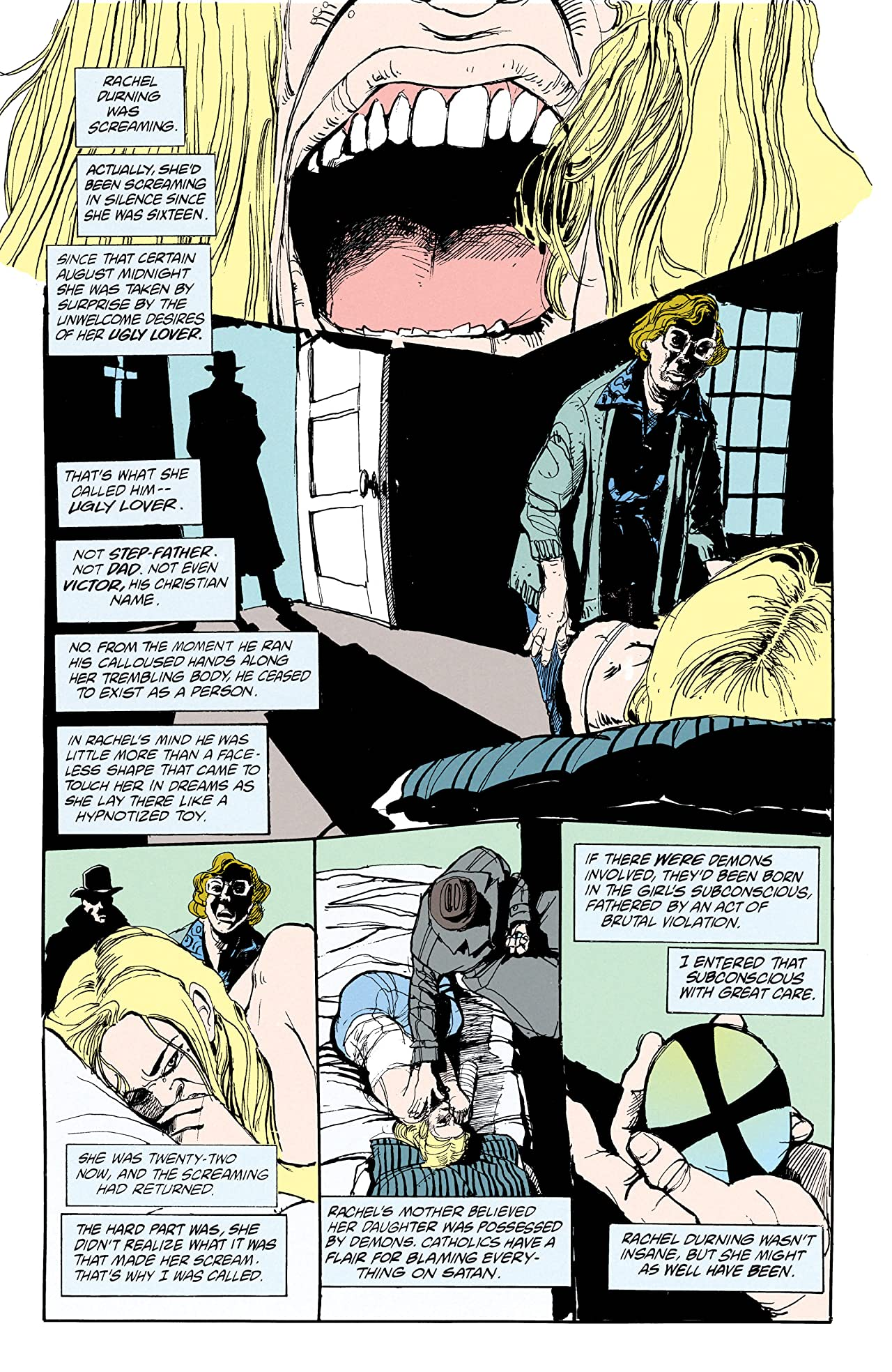Vertigo Visions - Doctor Occult (1994) #1