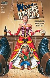Weird Western Tales (2001) #3