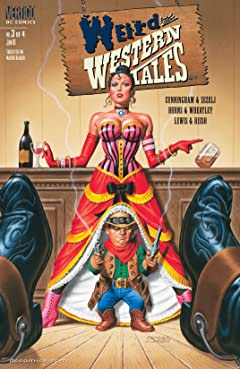 Weird Western Tales (2001) No.3