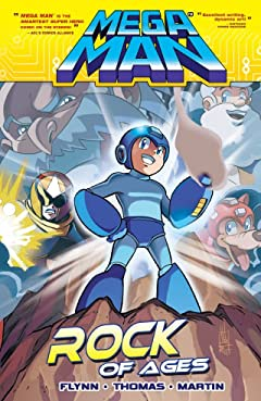 Mega Man Vol. 5: Rock of Ages