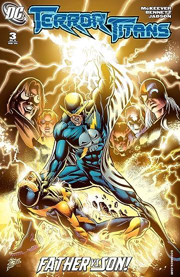 Terror Titans (2008-2009) #3