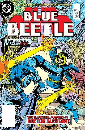 Blue Beetle (1986-1988) #4