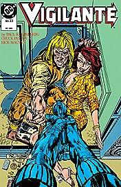 Vigilante (1983-1988) #33