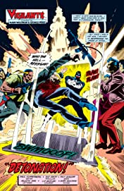 Vigilante (1983-1988) #34