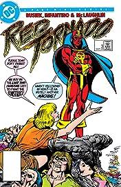 Red Tornado (1985) #3