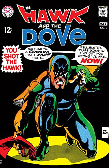 The Hawk and the Dove (1968-1969) #5