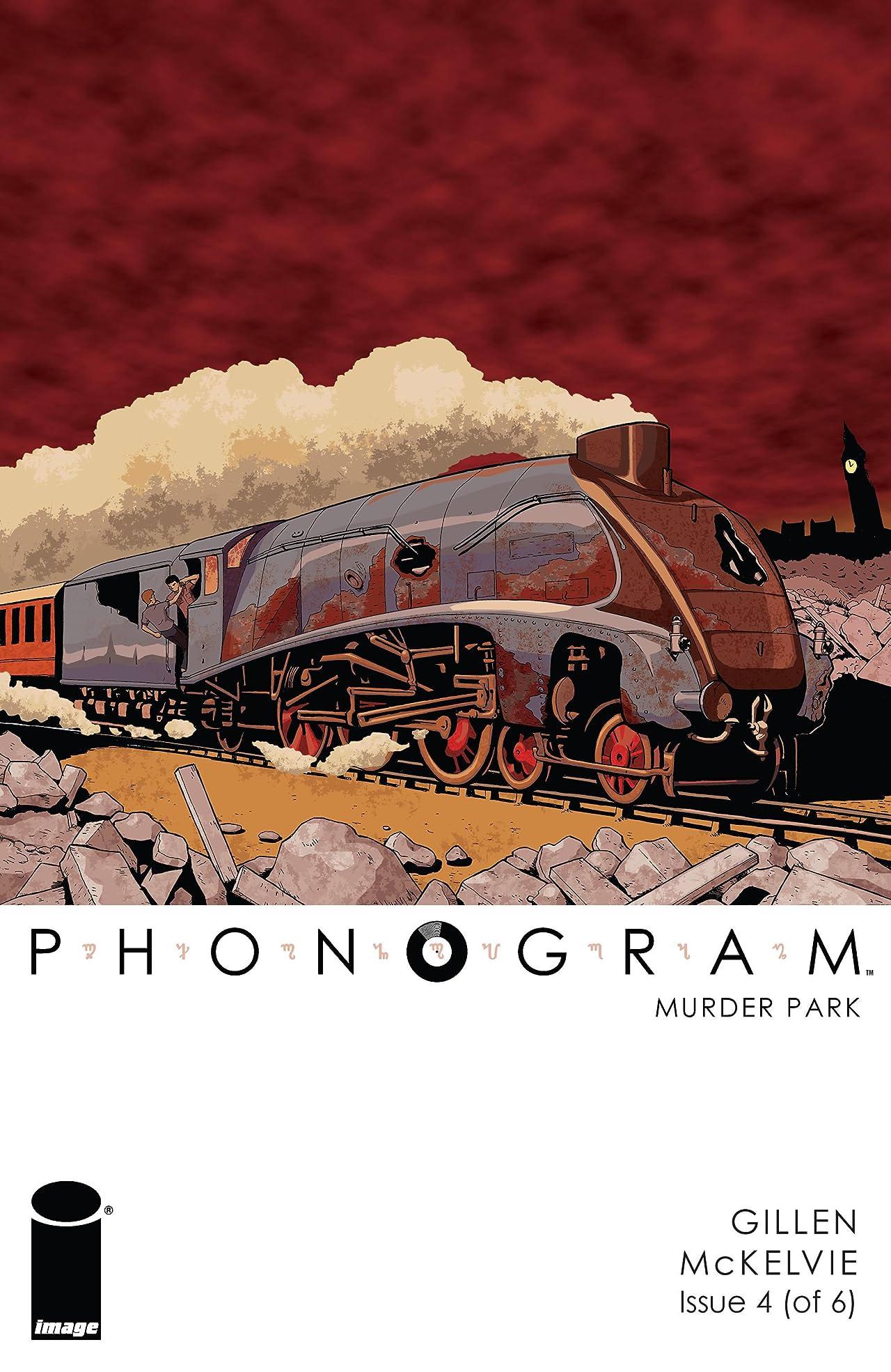 Phonogram #4 (of 6)