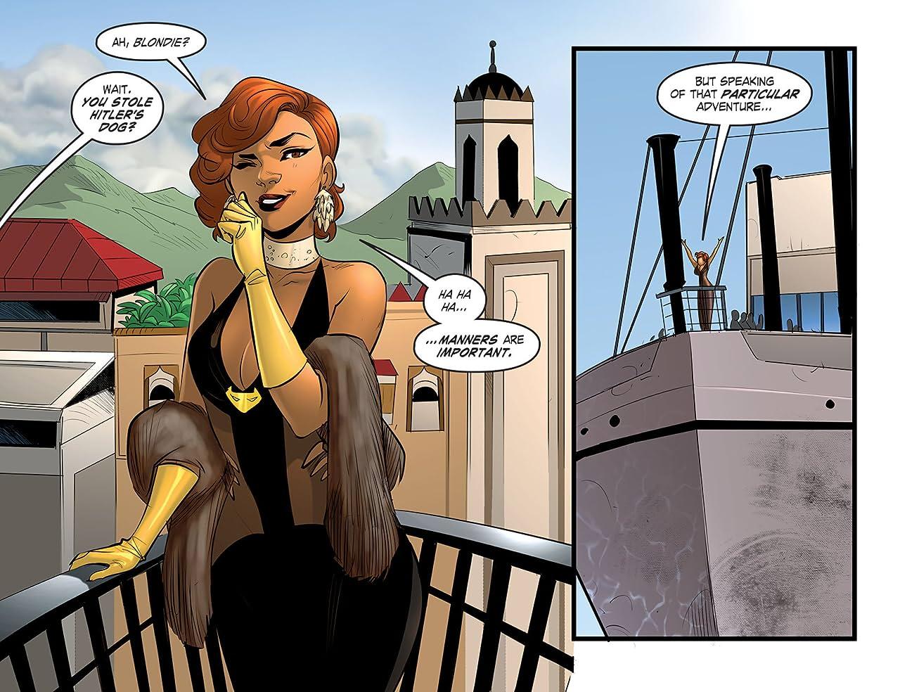 DC Comics: Bombshells (2015-2017) #59