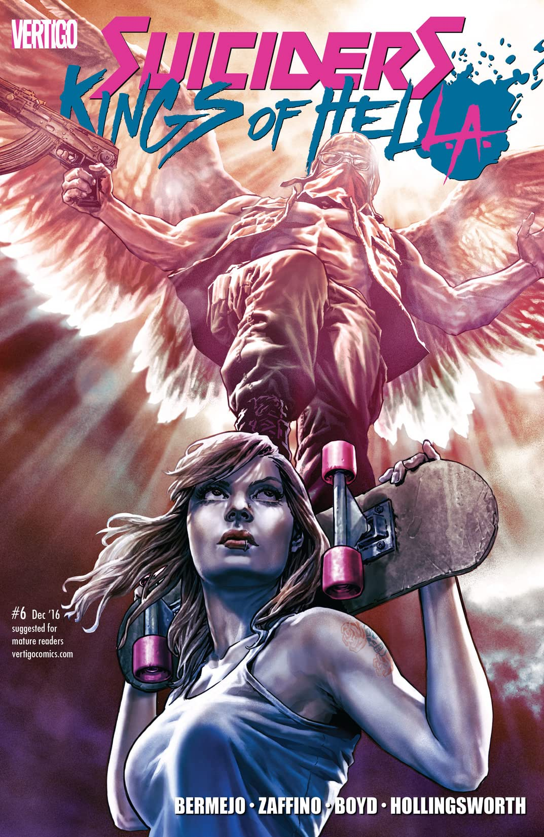 Suiciders: Kings of HelL.A. (2016) #6
