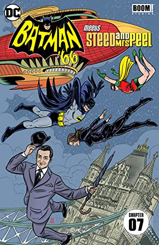 Batman '66 Meets Steed and Mrs Peel (2016) #7
