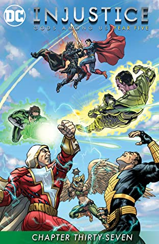 Injustice: Gods Among Us: Year Five (2015-) #37