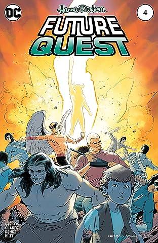 Future Quest (2016-2017) #4