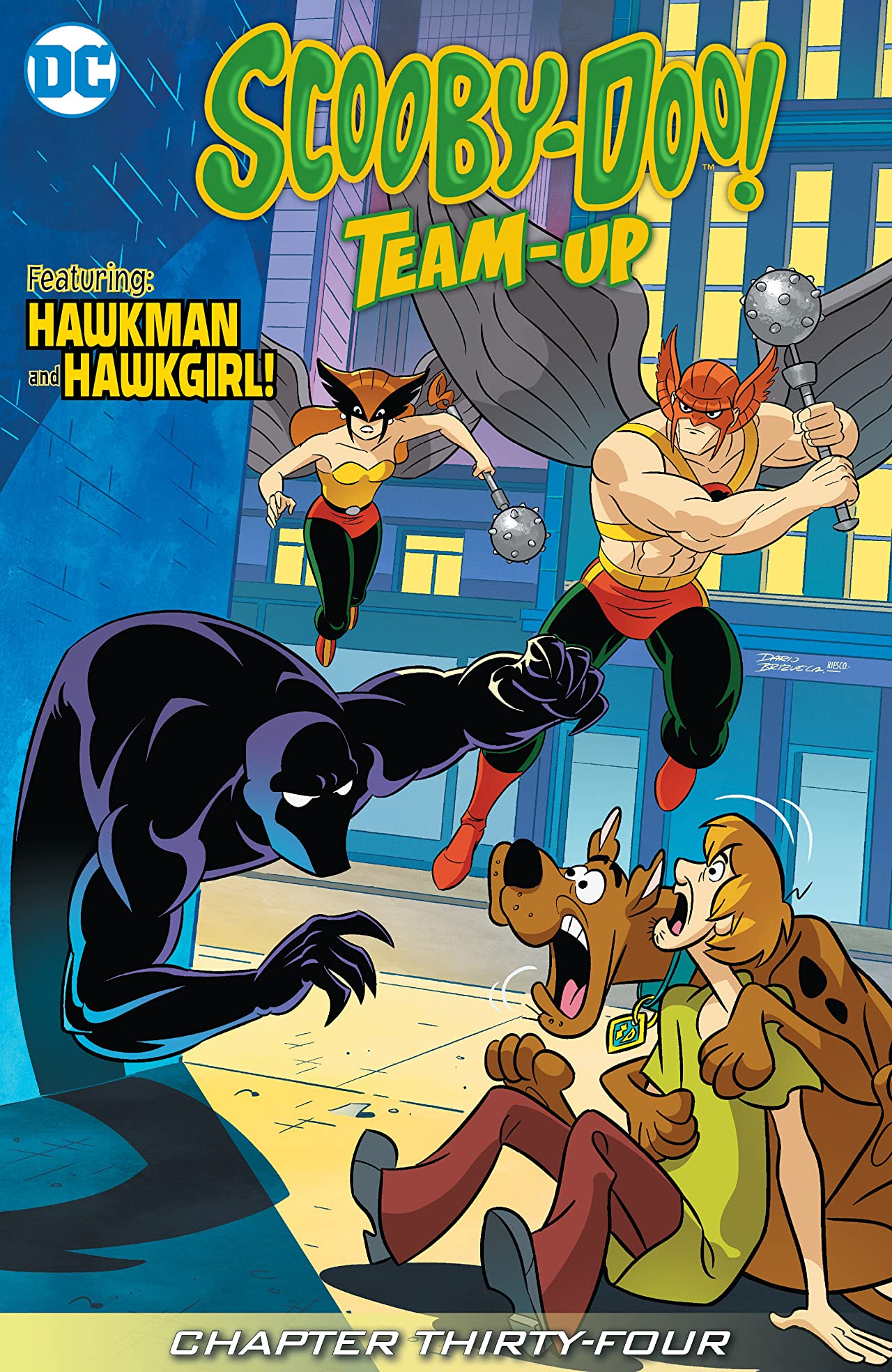 Scooby-Doo Team-Up (2013-) #34