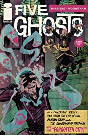 Five Ghosts #3