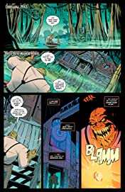 DC Comics: Bombshells (2015-2017) Annual #1