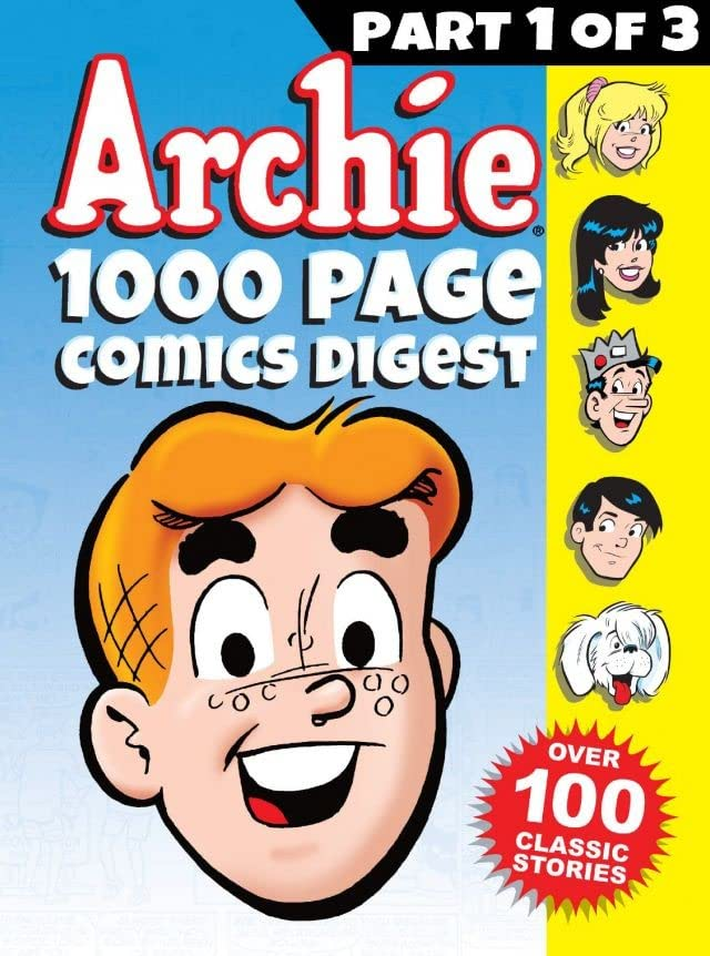 Archie 1000 Page Digest: Part 1
