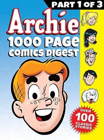Archie 1000 Page Digest: Part 1