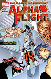Alpha Flight (2004-2005) #4