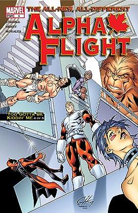 Alpha Flight (2004-2005) #4