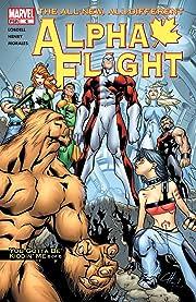 Alpha Flight (2004-2005) #6