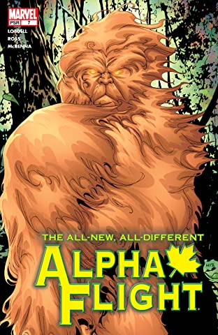 Alpha Flight (2004-2005) #7