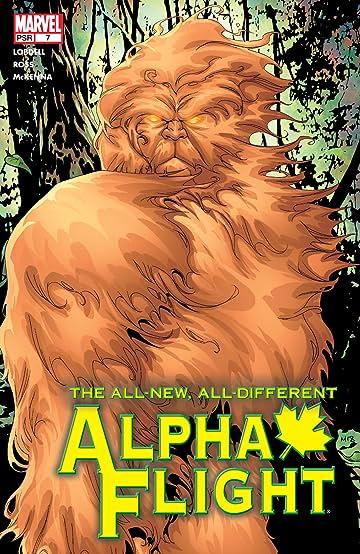 Alpha Flight (2004-2005) #7
