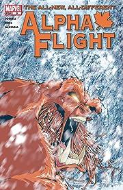 Alpha Flight (2004-2005) #8