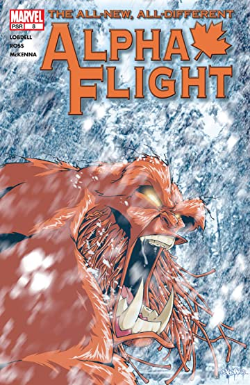 Alpha Flight (2004-2005) #8