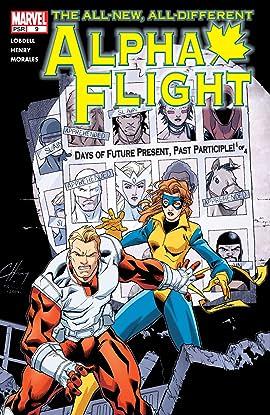 Alpha Flight (2004-2005) #9