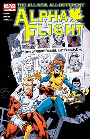 Alpha Flight (2004-2005) #9